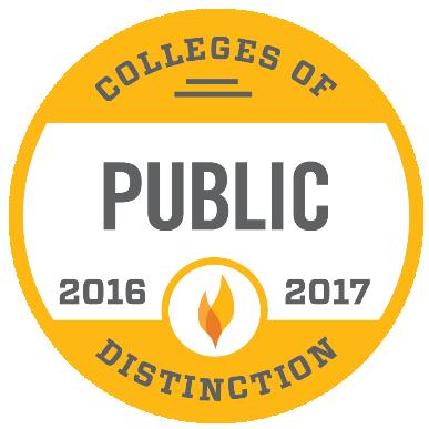 College of Distinction - Public