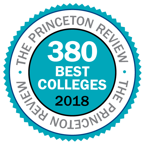 Princeton Review 380 Best Colleges