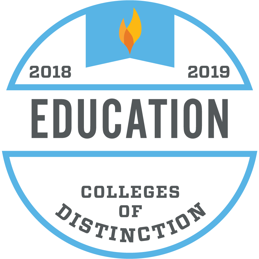 College of Distinction - Education