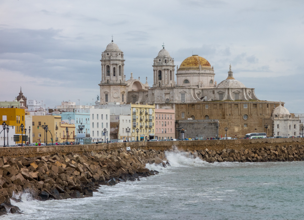 image of Cadiz Cathedral de Santa Cruz