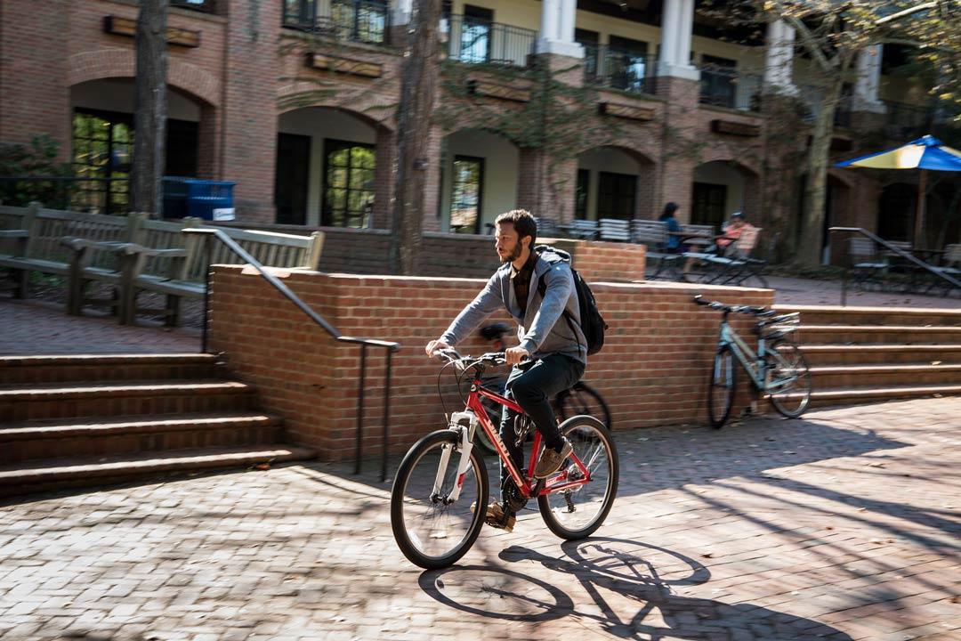smcm-campus-center-bike
