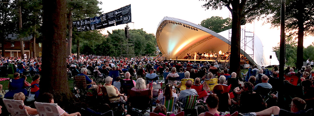 SMCM Annual River Concert Series
