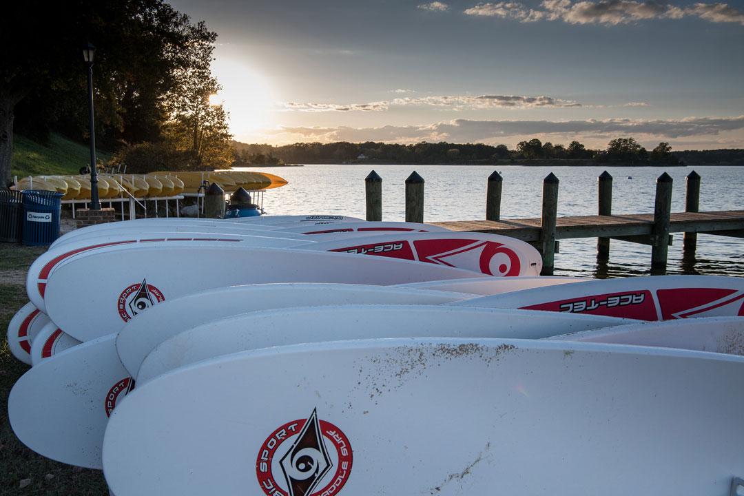 smcm-waterfront-paddleboards-sunset