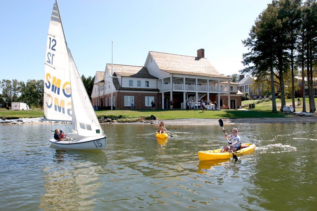 smcm-waterfront-sailing-kayaking