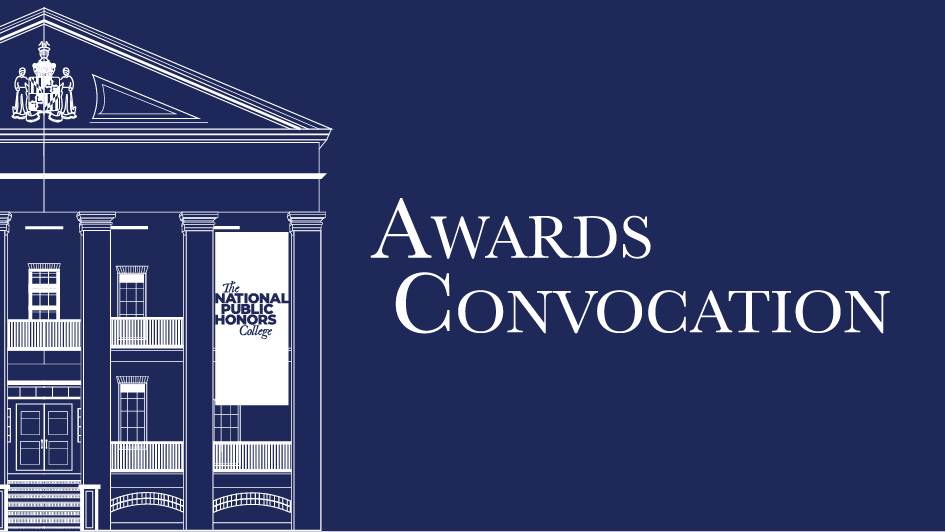 Awards Convocation graphic