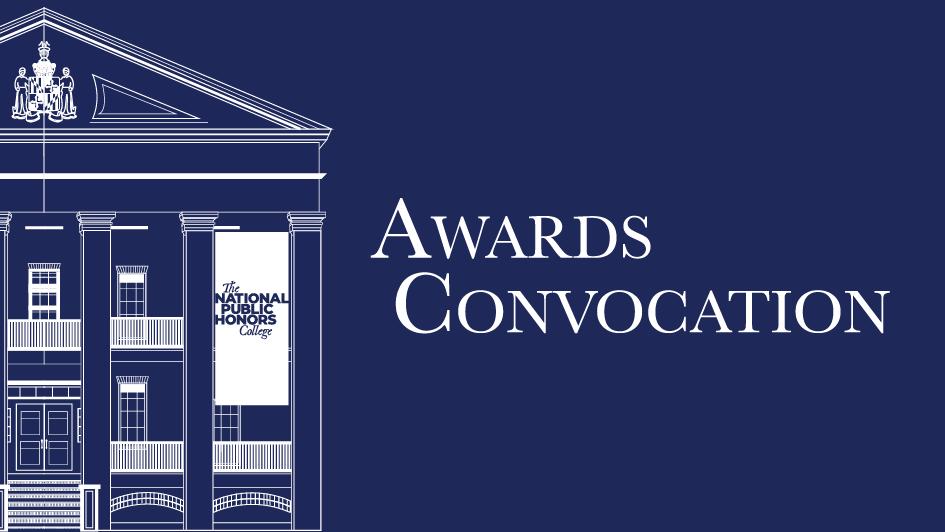 Awards Convocation 2020 Graphic Header