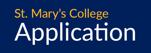 St. Mary's College Application