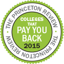 The Princeton Review - Colleges that Pay You Back 2015
