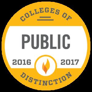public-college-of-distinction-16-17