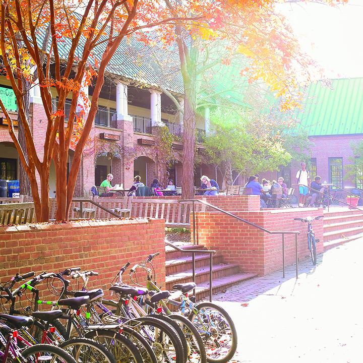 SMCM campus center