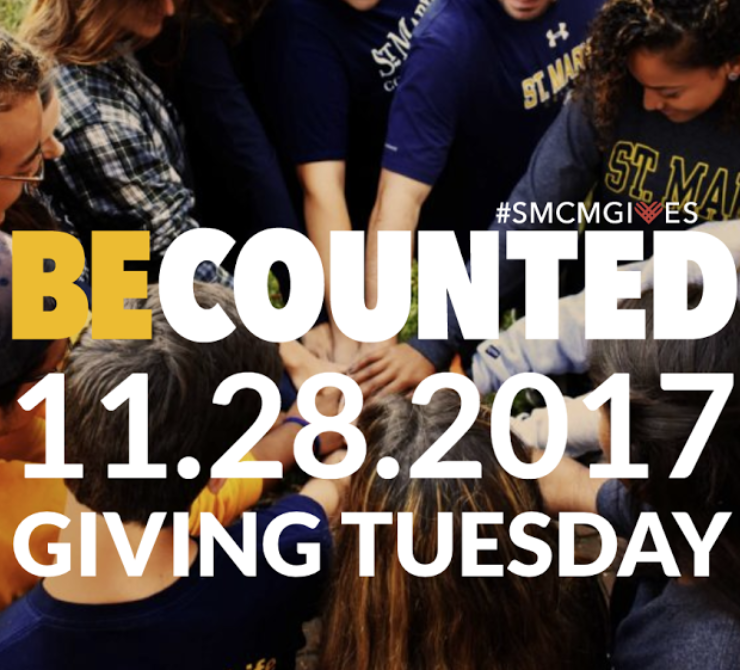 Giving Tuesday BECOUNTED