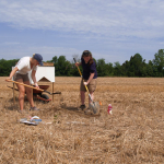 Archaeological Field School at Cremona Estate 2016