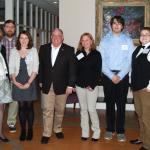 Professor Julia King Welcome Governor Hogan and his Staff