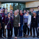 Anthropology club visits National Museum of the American Indian