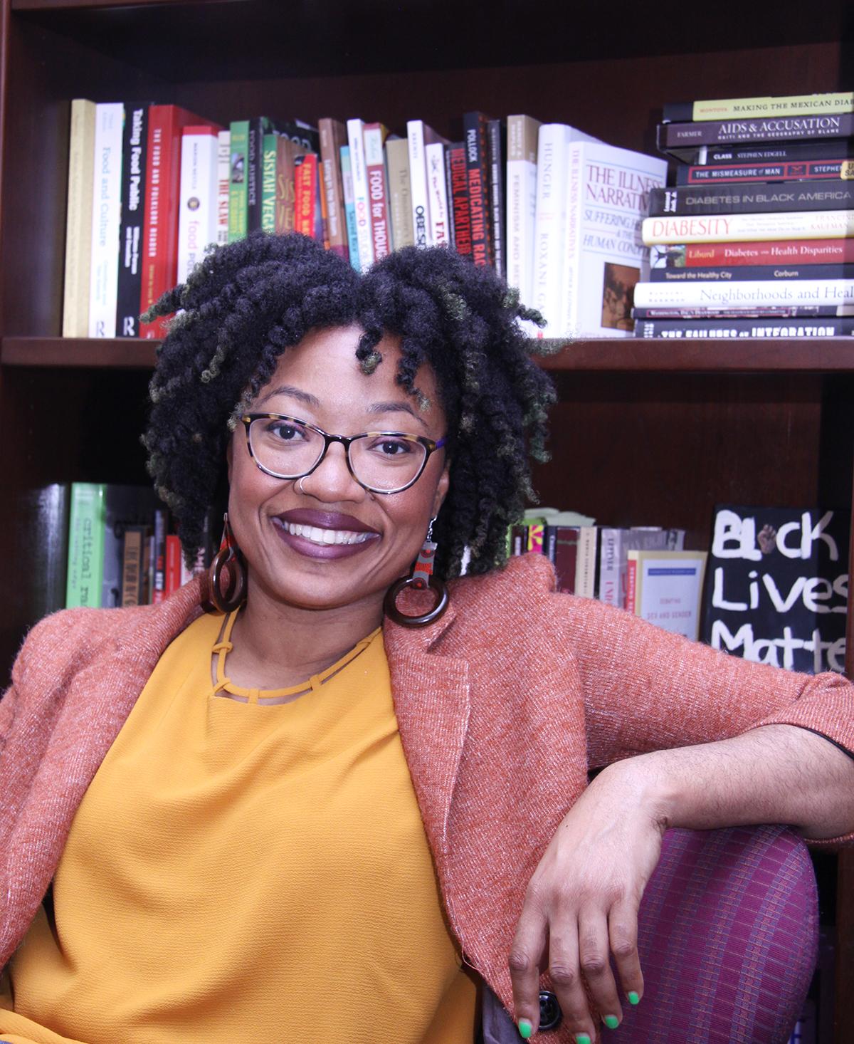 Dr. Ashanté M. Reese