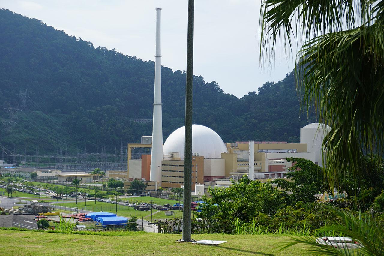 Angra Nuclear Plant