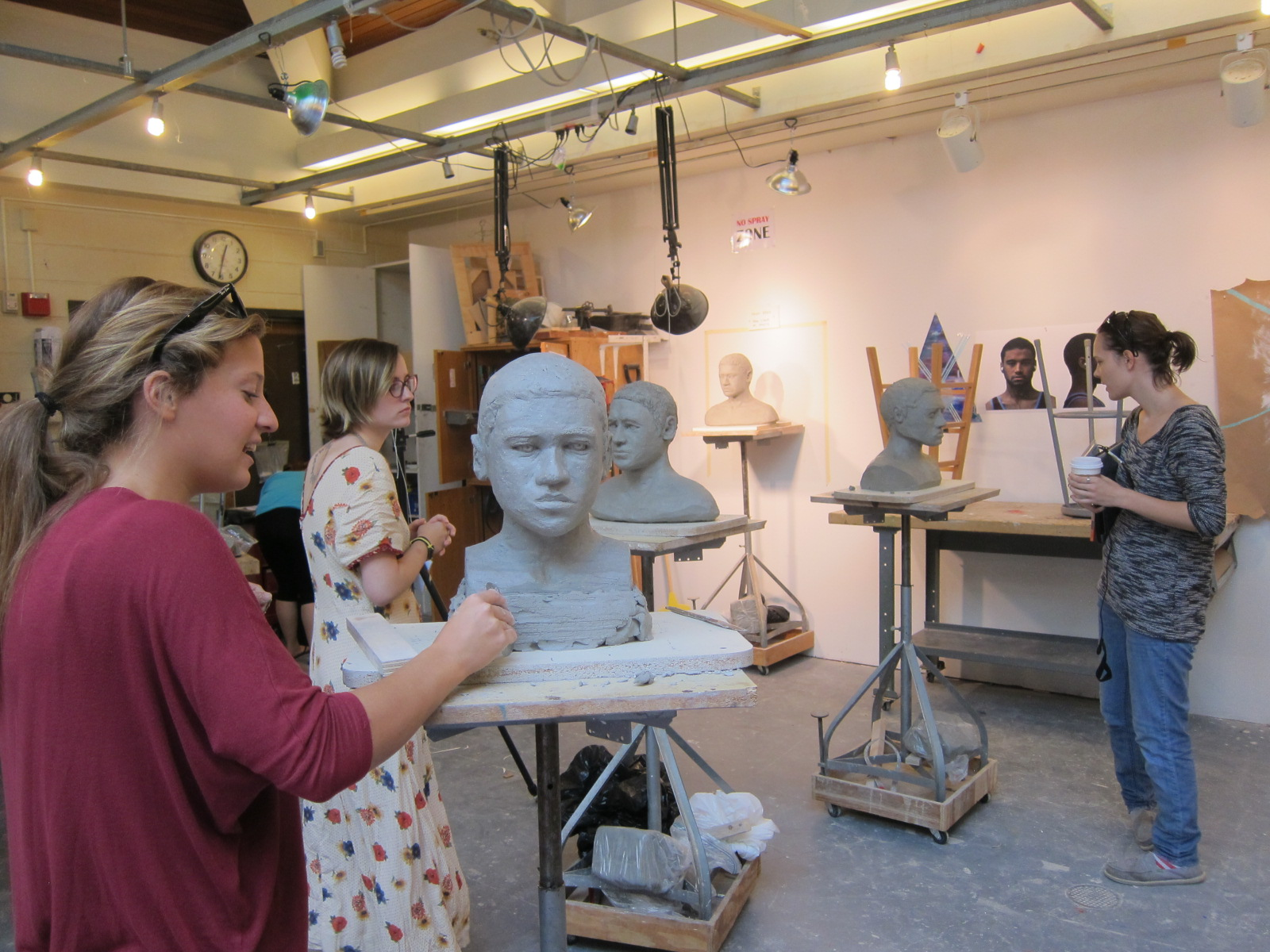 sculpture-studio
