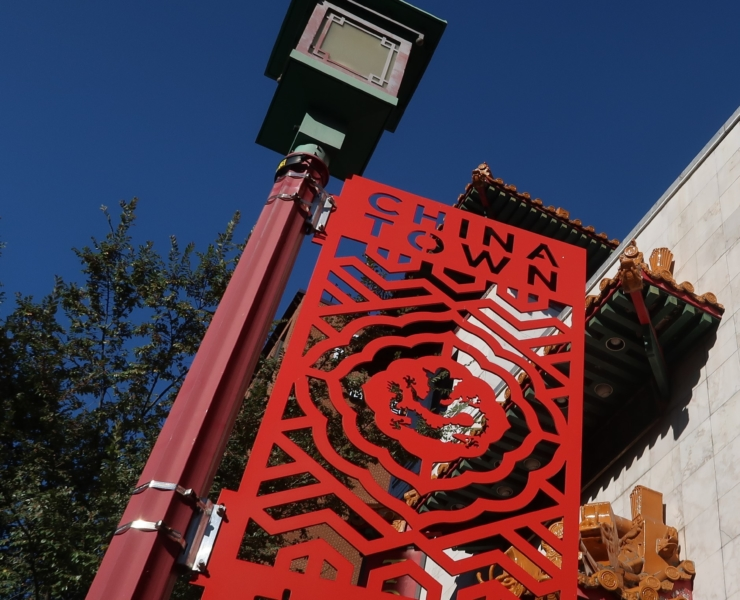 China town trip gallery page