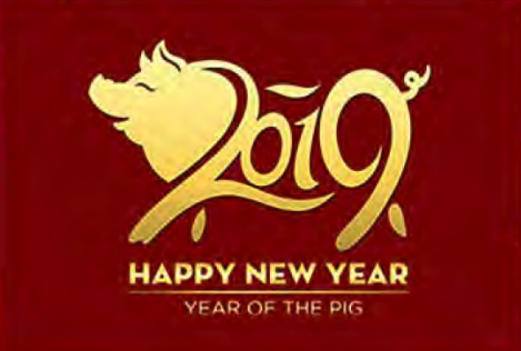 Luna New Year - Year of the Pig