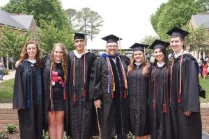 Emerson Lab Grads 2016