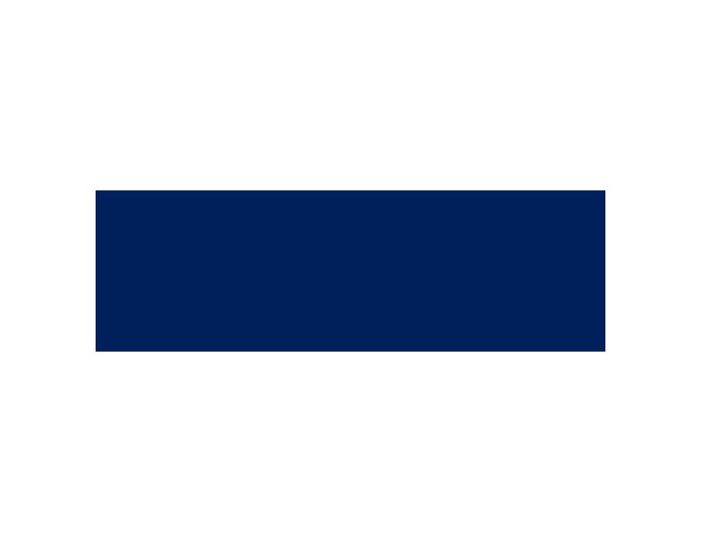 St. Mary's Logo - Left Aligned - Navy