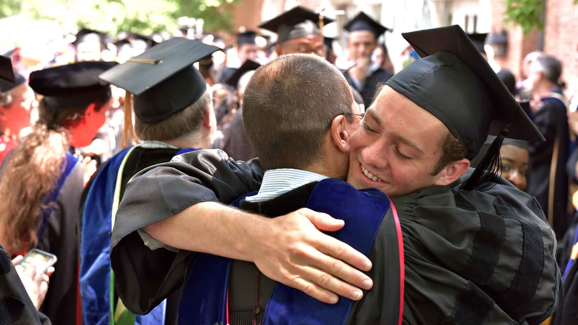 St. Mary's College of Maryland 2018 Commencement photos