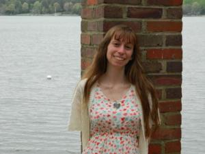 J. Nicole Hylton Riverfront Portrait