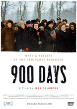 900 Days film poster