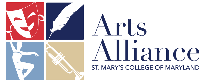 Logo for Arts Alliance of St. Mary's College of Maryland