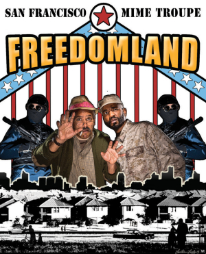 Freedomland poster