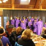 Children' Choir Singing at the 2017 MLK Prayer Breakfast