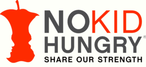 No Kid Hungry Share Our Strength logo