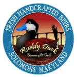 Ruddy Duck Brewery & Grill logo - Fresh Handcrafted Beers in Solomons, Maryland