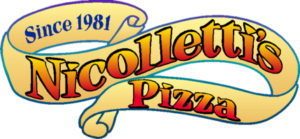 Nicolletti's Pizza Logo since 1981