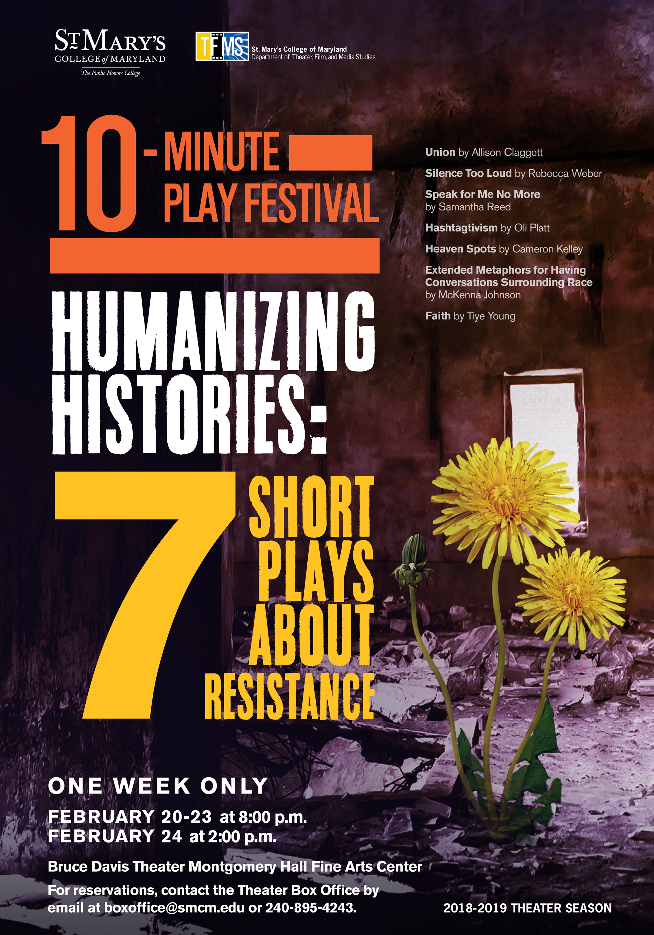 Play Festival poster