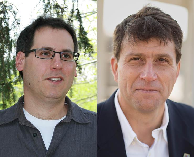 Stephen Schottenfeld and Greg Downs