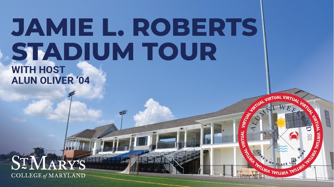 Jamie L. Roberts Stadium Tour graphic