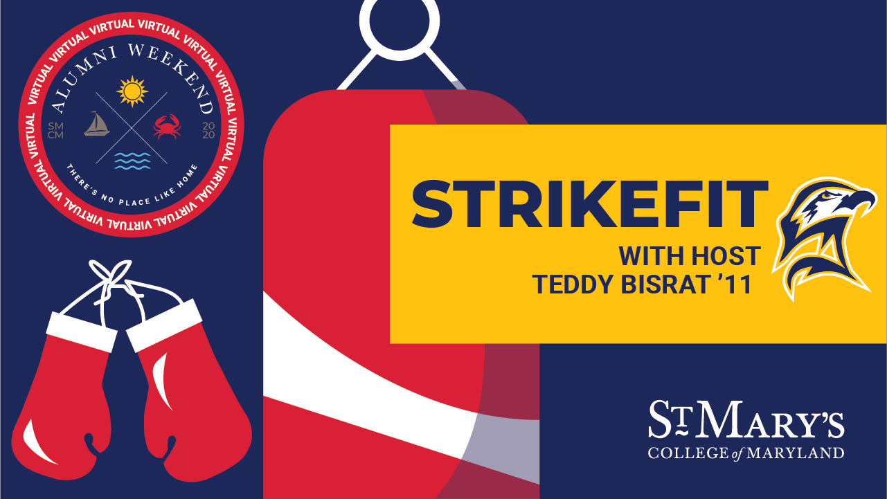 Strikefit graphic illustration