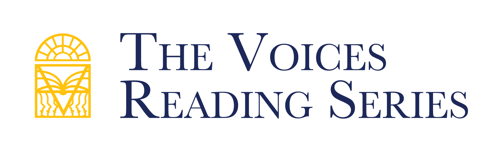 The Voices Reading Series, logo