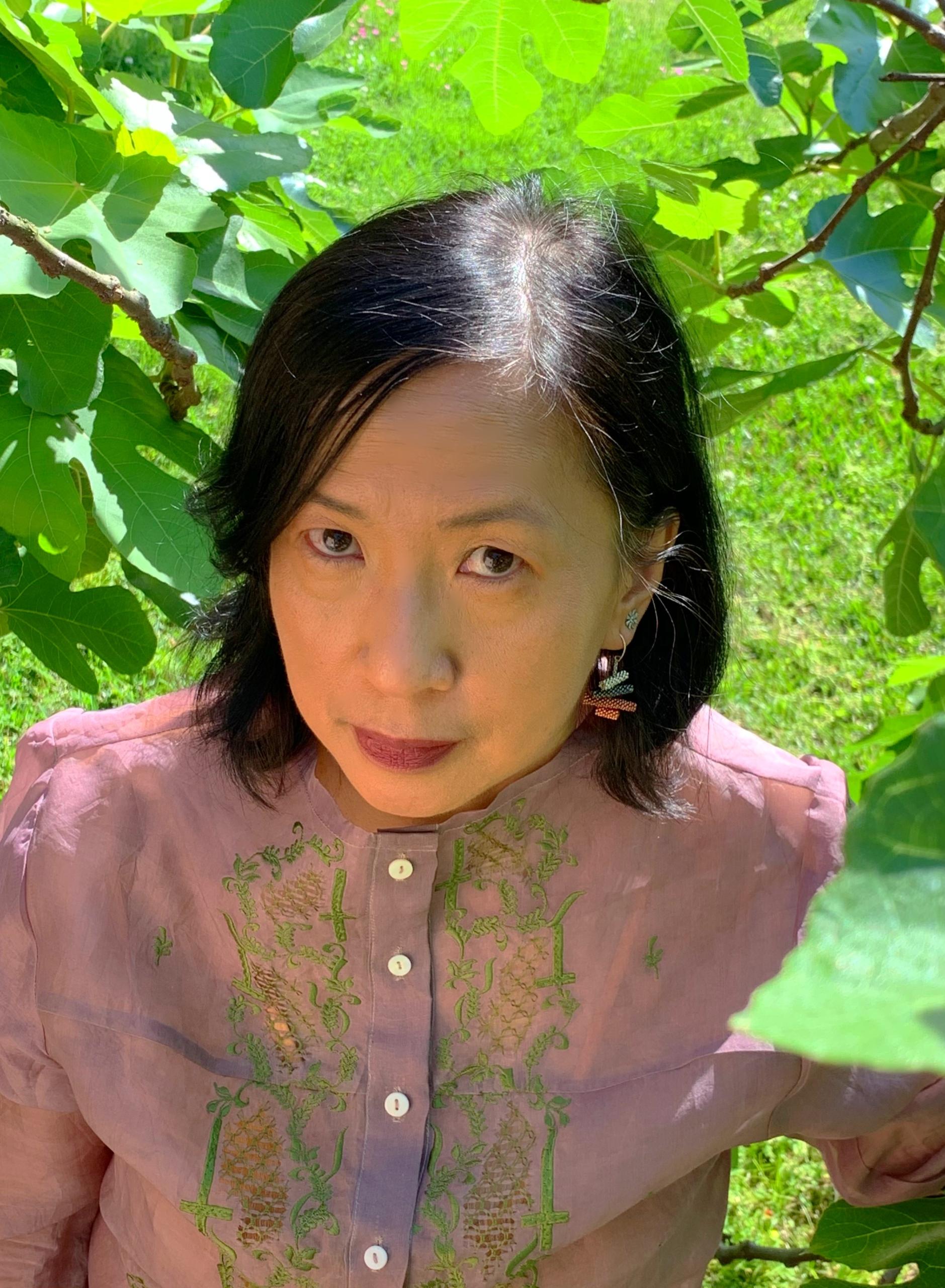 Yona Harvey headshot portrait