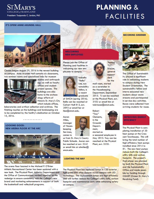 planning-facilities-fall-2016-newsletter