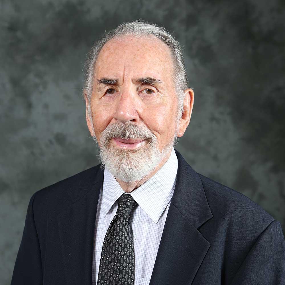 Harry Weitzel 2017 Portrait