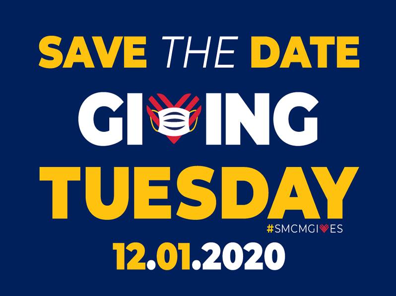 Giving Tuesday SMCM