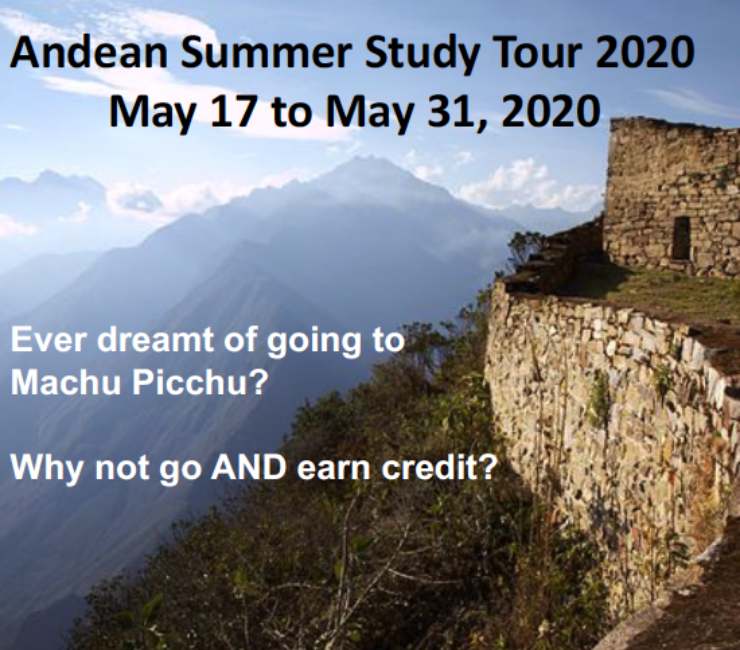Andean Study Tour Graphic for Website