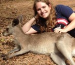 Kylie Curtis '16 Living Down Under