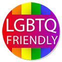 Lesbian, Gay, Bisexual, Transgender, and Queer Friendly