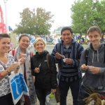 International Students Explore St. Mary's County