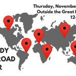 Second Fall Study Abroad Fair!