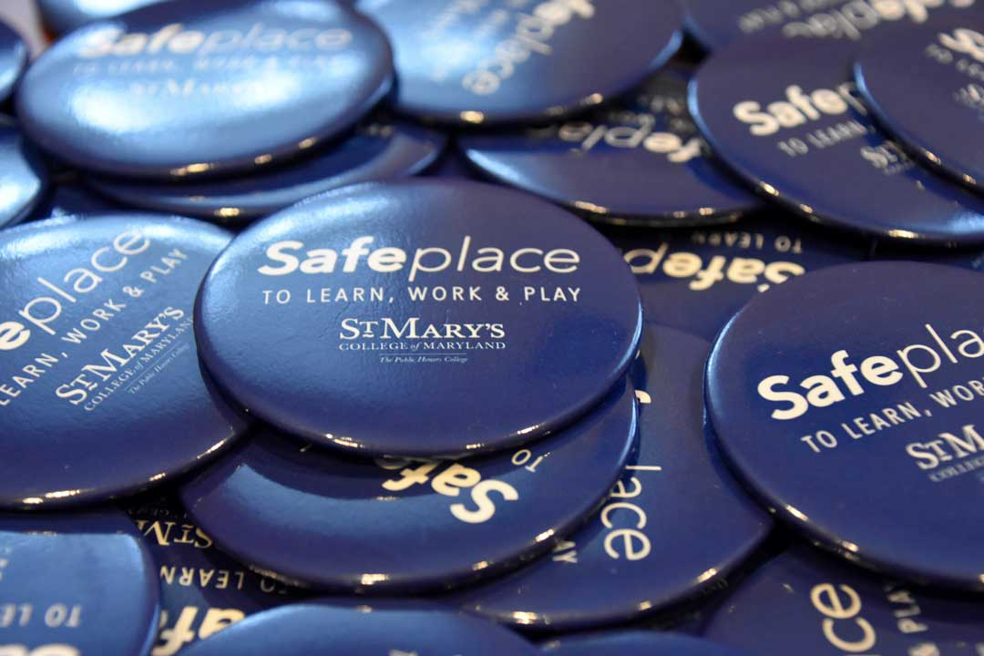 Safe Place Buttons