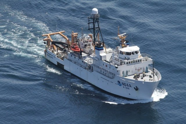 research ship photo by NOAA on Unsplash